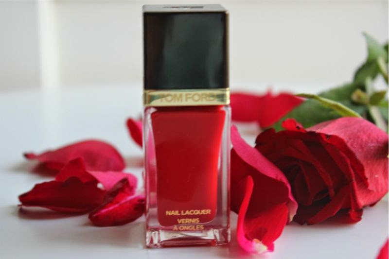 Tom Ford Carnal Red Nail Lacquer