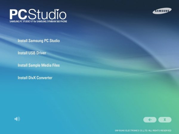 samsung pc suite 8