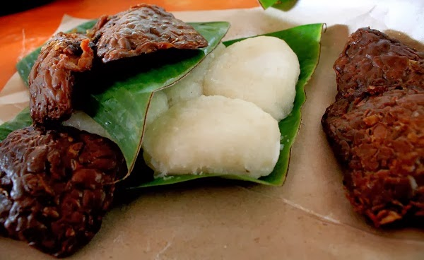 Yogyakarta Variety of food and a place