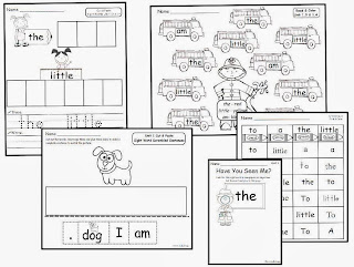 http://www.teacherspayteachers.com/Product/Reading-Street-Sight-Word-Practice-for-Kindergarten-1042991