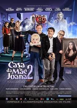 Download Filme Casa da Mãe Joana 2 RMVB + AVI Torrent DVDRip + DVD-R Grátis