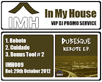 Dubesque Rebote EP In My House