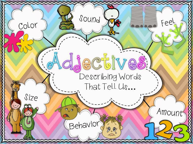 http://www.teacherspayteachers.com/Product/Adjectives-Describing-Word-Activity-1006120