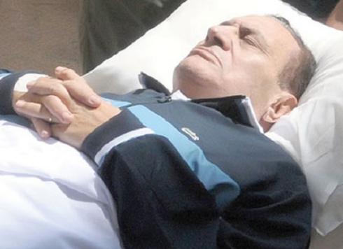 مصادر مبارك السجن والفريق الطبى بالمسئولية الداخلية