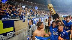 Cruzeiro campeão !!!