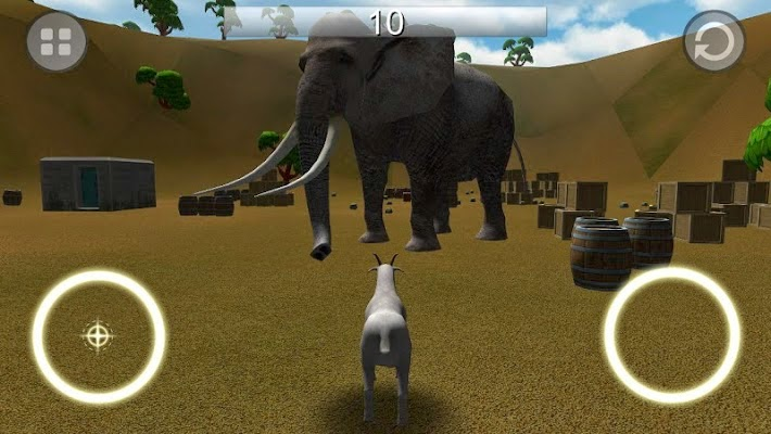 Goat Rampage android apk