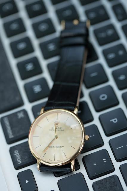 Đồng hồ rolex 2 kim R130
