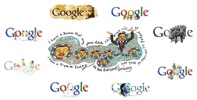 Google commemora el Día de Martin Luhter King