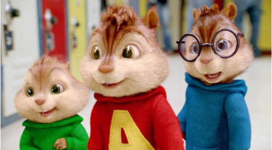 Alvin and the Chipmunks 31 - ���� ����� �������� 3 - Film Alvin and the Chipmunks 3
