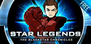 Star Legends : The Blackstar Chronicles