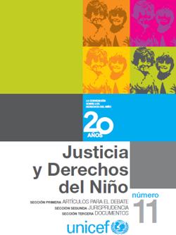 Revistas sobre derechos del niño