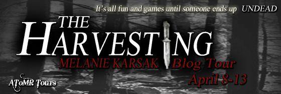 Blog Tour: The Harvesting by Melanie Karsak