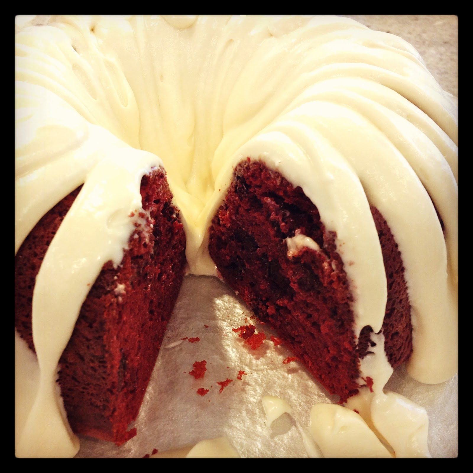 Nothing Bundt Cake Cream Cheese Frosting