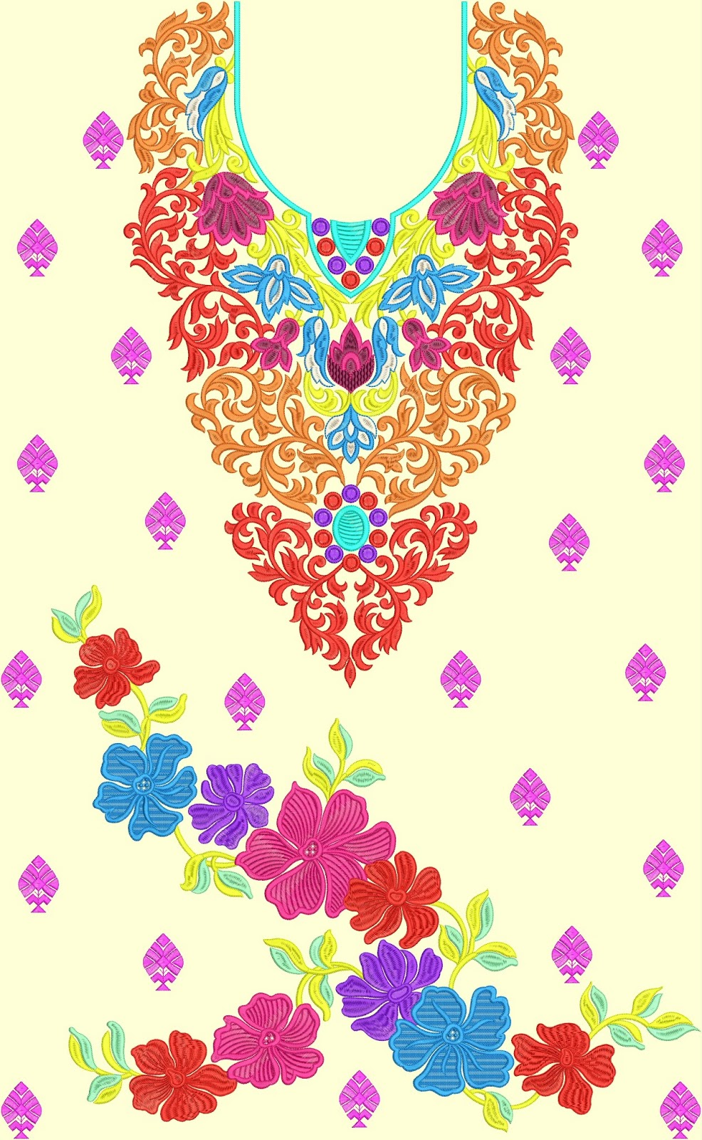 Embdesigntube Hot Week39s Latest Embroidery Designs
