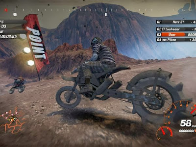 Fuel 2009 Game Screenshots
