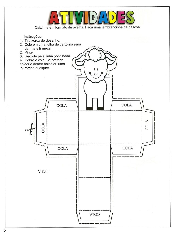 Excepcional UNIVERSO INFANTIL: PASCOA - O SENTIDO VERDADEIRO LB43