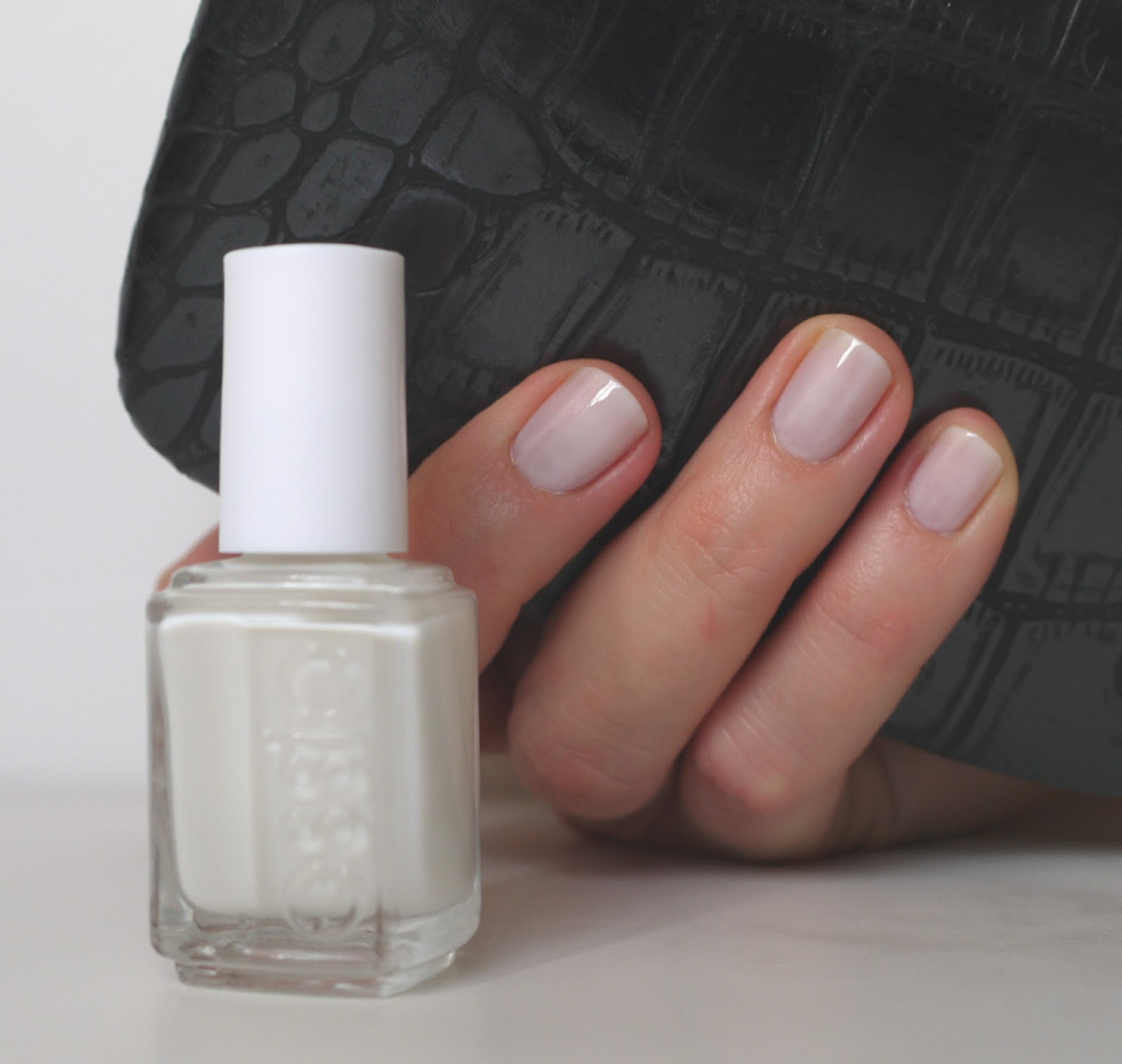 Category - Beautiful: White Nail Polish... Essie in J400 #337 Waltz