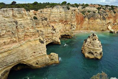 Praia da Marinha – Portugal