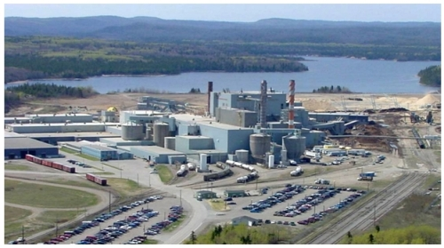 New owner for terrace bay mill 931 the border cfob for Terrace bay ontario