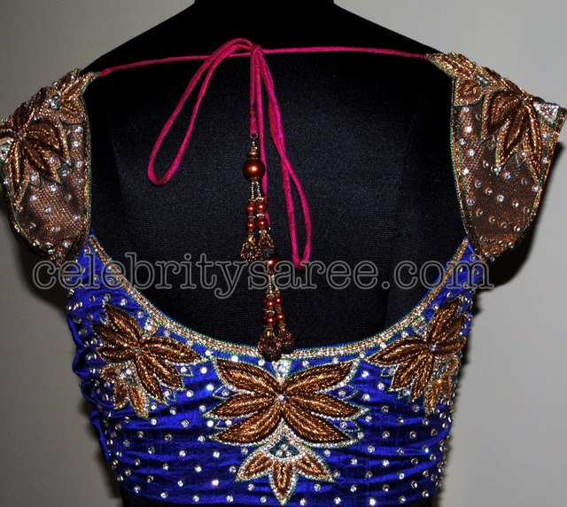 Designer Blouses - Saree Blouse Patterns