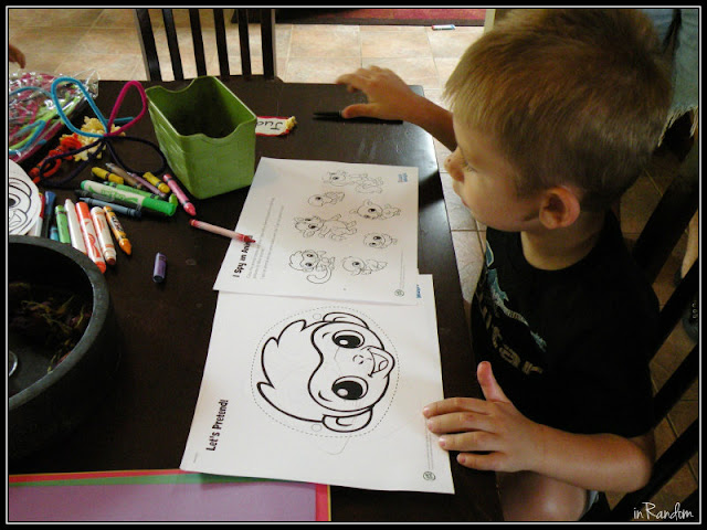 Touch Magic Printables