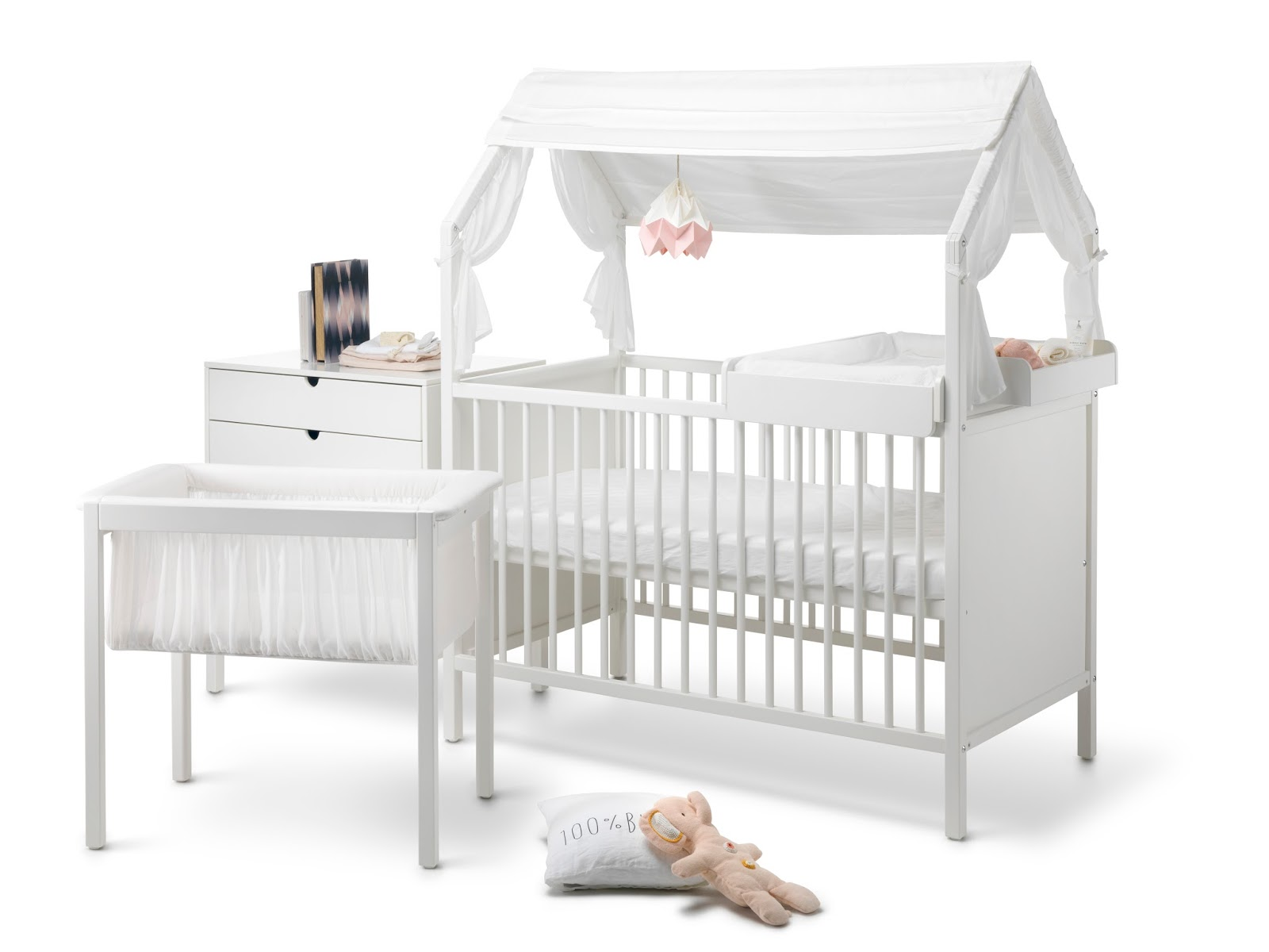 Preparing for your babyu0027s arrival while designing your dream nursery is an exciting time and whether youu0027ve got lots of space or little to spare Stokke ...  sc 1 st  Bump to Baby & Stokke Home Nursery Collection - UK Family Travel u0026 Lifestyle ...