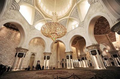 Masjid Agung Sheikh Zayed - infolabel.blogspot.com