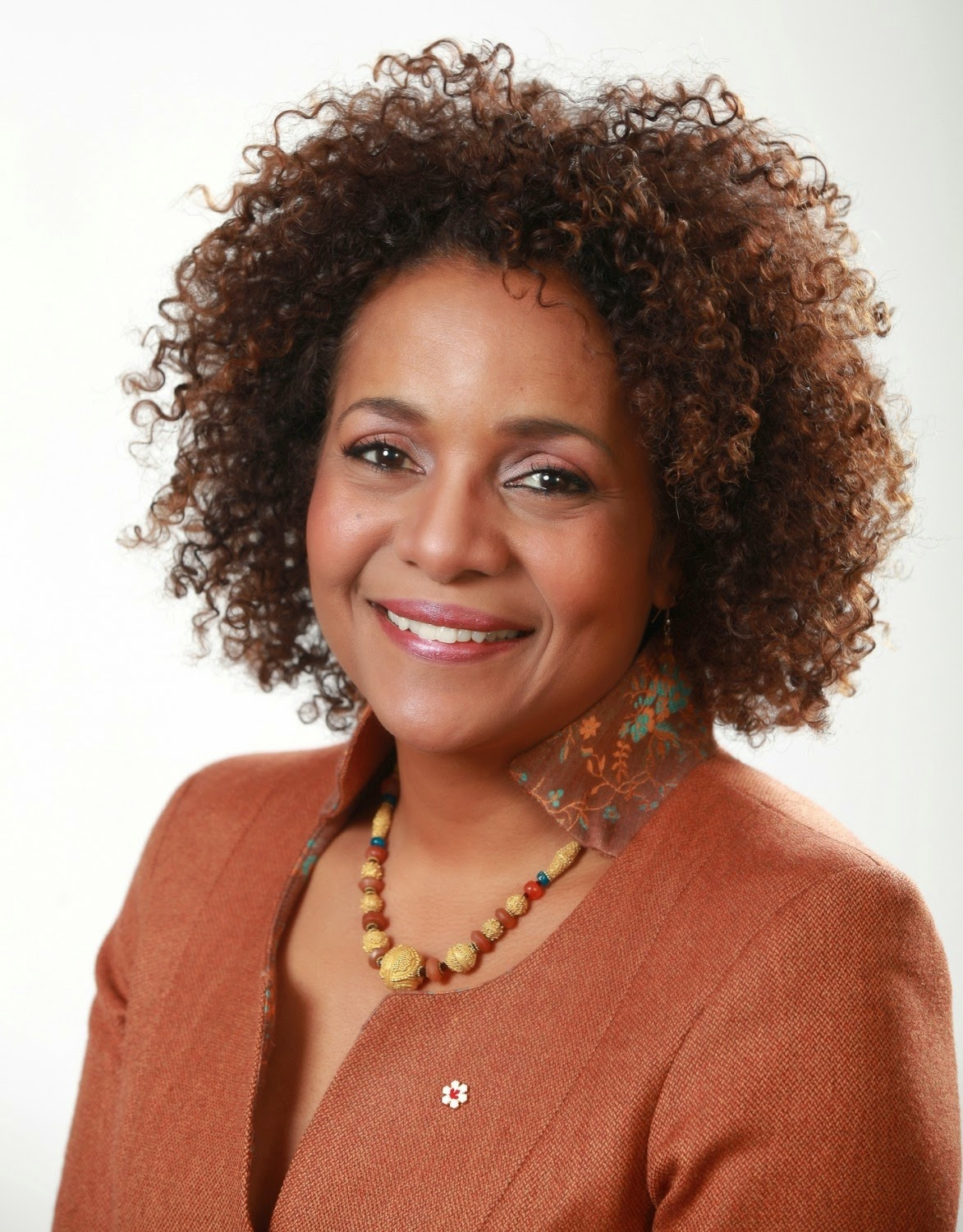 Michaëlle Jean shares lifes lessons and blessings