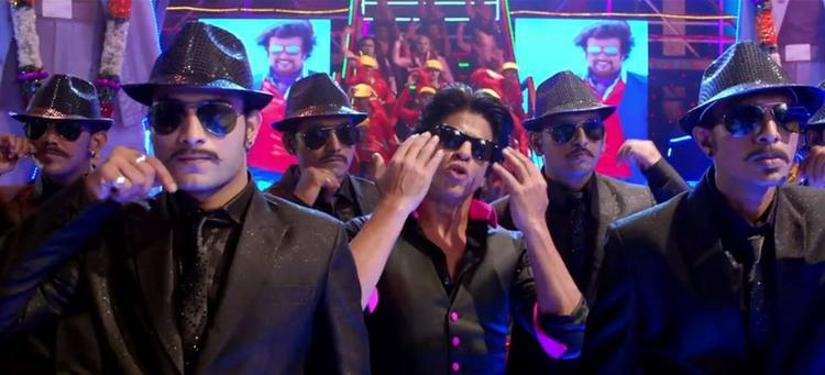 chennai express songs  lungi dance tamil