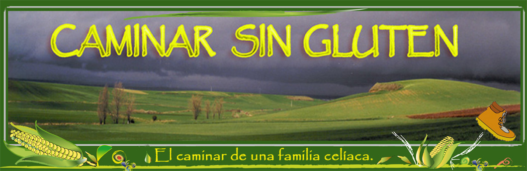 CAMINAR SIN GLUTEN