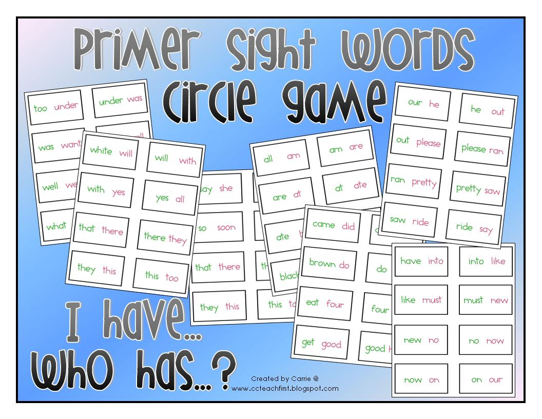 Clip Art Word Games : Clip art by carrie teaching first march
