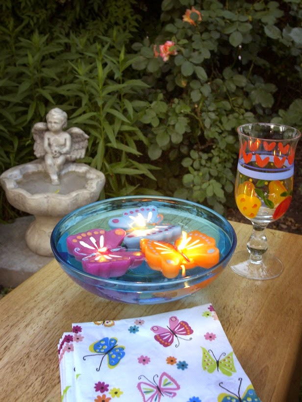 butterfly candles | Vietnam Outdoor Furniture
