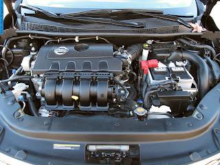 Nissan sentra car 2013 engine - صور محرك سيارة نيسان سنترا 2013