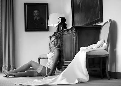 Свадебное фото: а в глазах сомнения