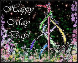 may day card
