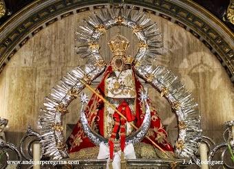 Directo online camarín Nuestra Señora de la Cabeza