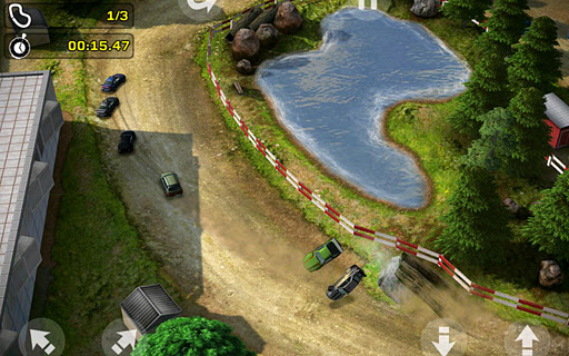 Reckless Racing 2 v1.0.4 APK Android free download