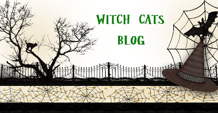 "Please feel free to visit my other blog, ""Witch Cats"""