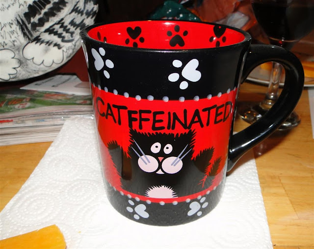 Catffeinated Cup