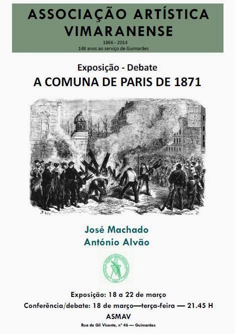 A COMUNA DE PARIS DE 1871