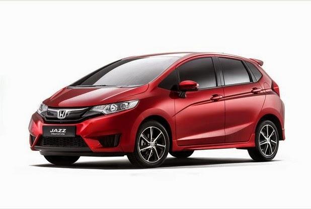 Yeni 2015 Honda Jazz
