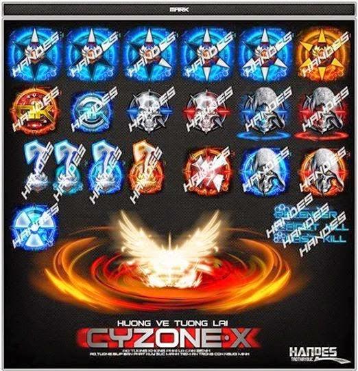 Killmark CF Cyzone