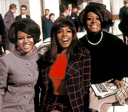 OCTOBER 2014 FEATURED ARTIST OF THE MONTH - DIANA ROSS AND THE SUPREMES