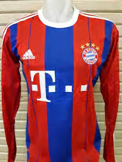 jual jersey bola, baju bayern munchen, home, ready, jersey bola online, gambar jersey munchen