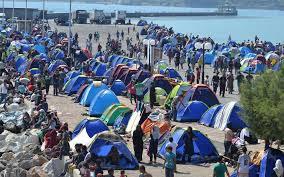 Γιατί επιστρέφουν οι λαθρομετανάστες στην Μυτιλήνη; Για... τουρισμό όπως επικαλούνται;
