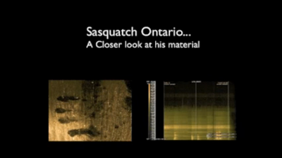 Sasquatch Ontario Is A Hoaxer