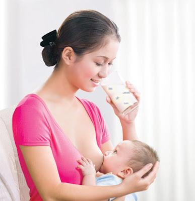 Bà bầu nên uống sữa gì khi mang thai?