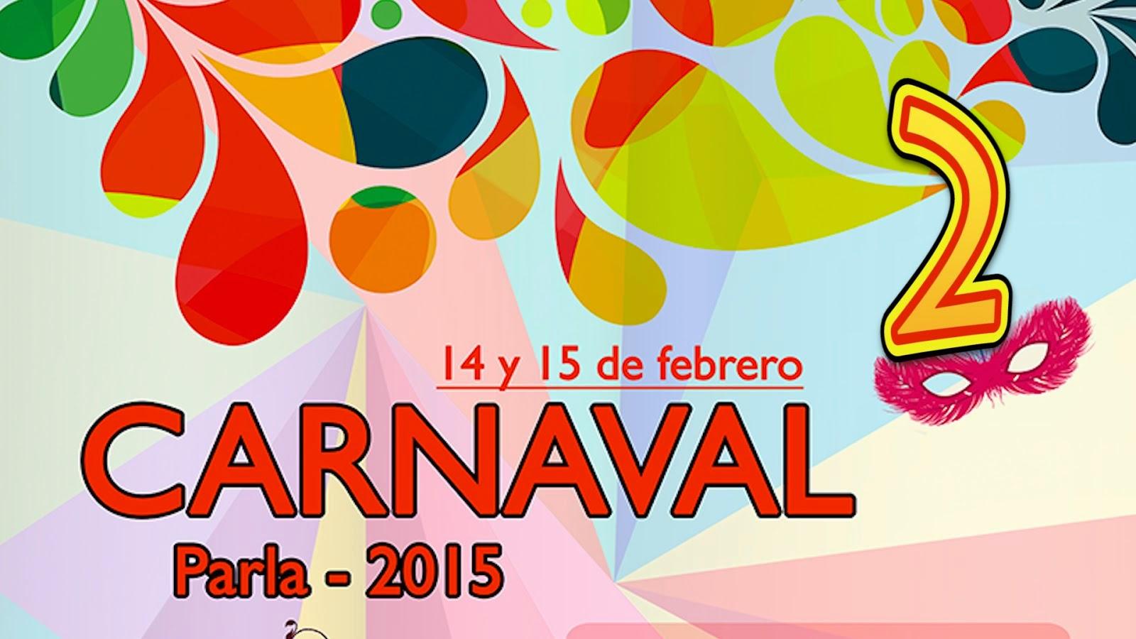 CARNAVAL 2015 de PARLA