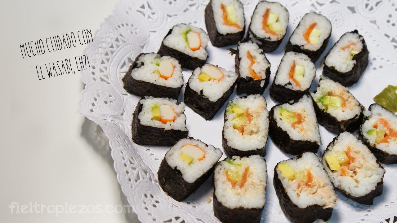 sushi facil
