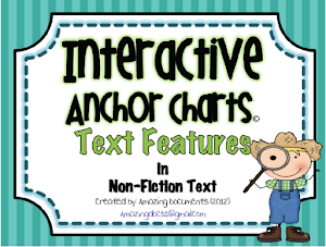 Text Features in Non-Fiction Text